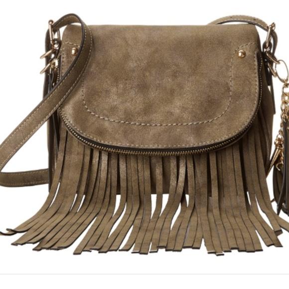 8a6e339ea05 Aldo Handbags - Aldo Fringe Crossbody Bag